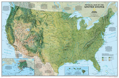 ImageQuiz Landform Regions Of North America - Physical features of canada and the united states