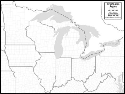 ImageQuiz: Great Lakes States