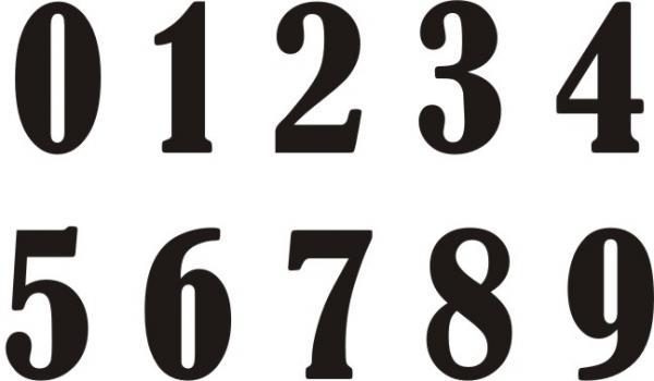 Imagequiz numbers in german