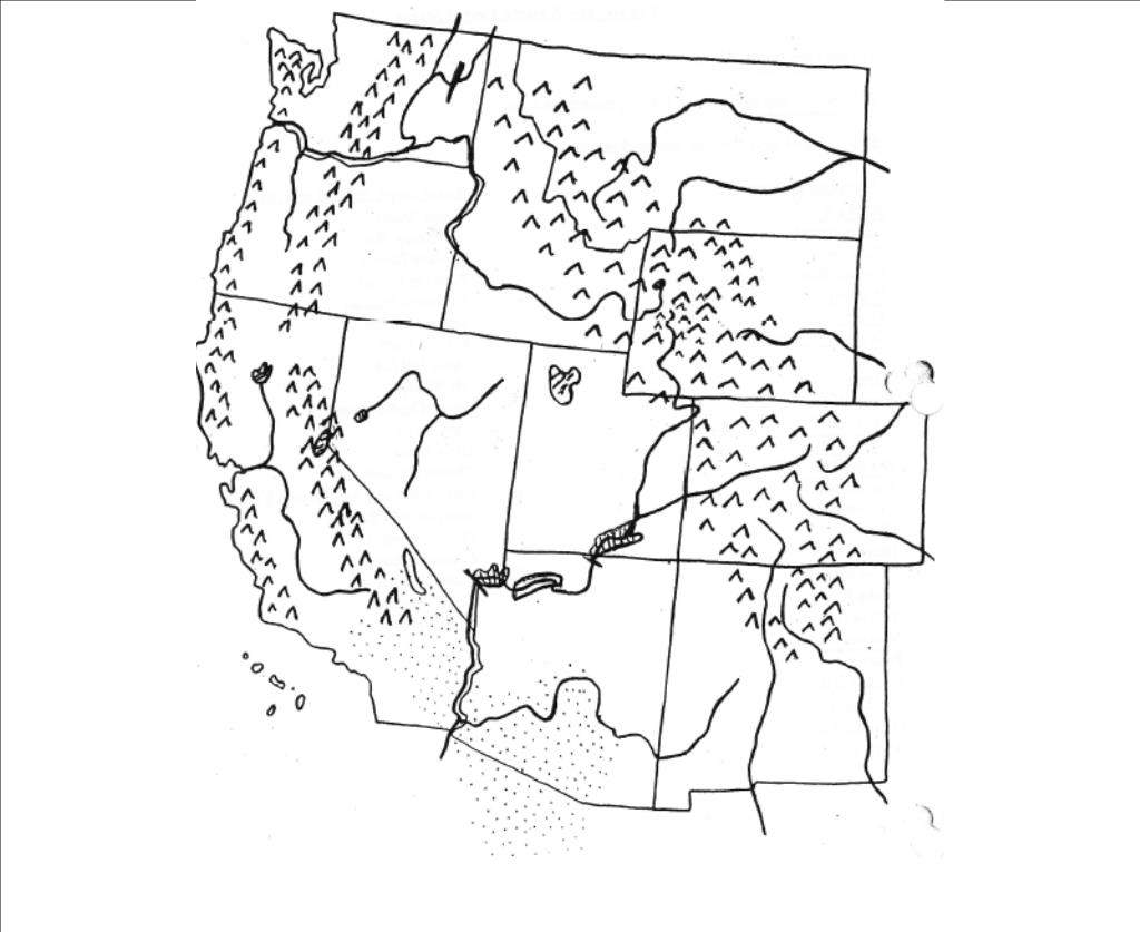 ImageQuiz: Western States and Capitals