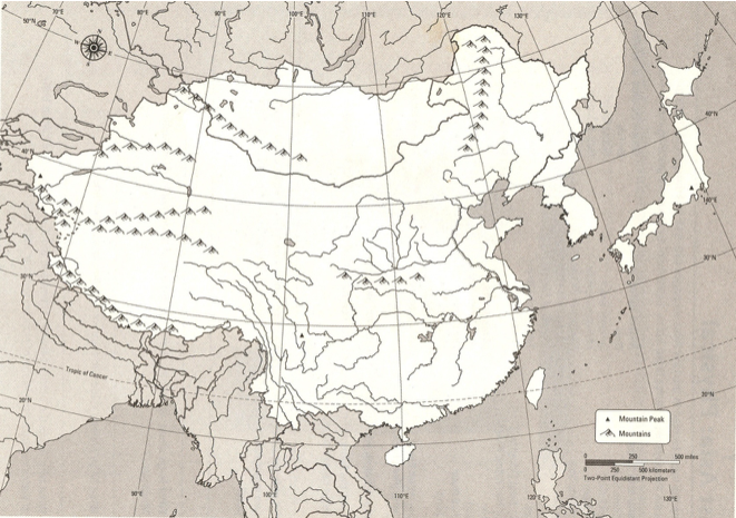imagequiz east asia physical map quiz