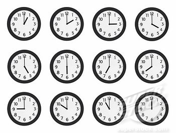 how to tell time in french quiz